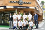 【お知らせ】CROWN GEARS 店舗リニューアルオープンのお知らせ