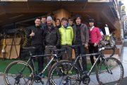 【シクロクロス東京2015】優勝選手ザック・マクドナルドのバイクを展示いたします!
