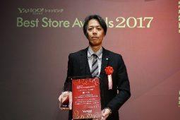 Map Cameraがベストストアアワード2017の部門賞1位を受賞しました!