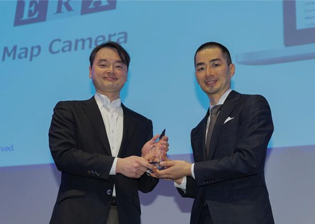 カメラ専門店『Map Camera』「イーベイ・ジャパン セラー・サミット2019」において、「BUYER EXPERIENCE AWARD」を受賞
