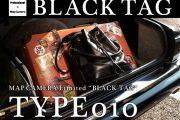 Map Cameraオリジナルブランド 「BLACK TAG」より、オールレザーのカメラバッグ「TYPE010」発売決定!